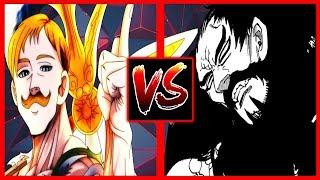 Gambar cover The Seven Deadly Sins | Escanor VS The Vampire King Izraf | Nanatsu No Taizai