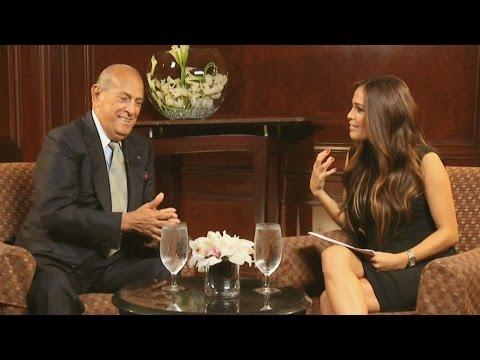 La última entrevista de Óscar de la Renta en Despierta América