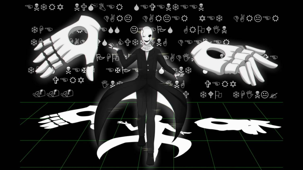 Gaster Theme Remix Undertale