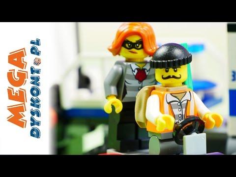 Ucieczka Złodziei Lego City Policja Bajki Dla Dzieci Youtube