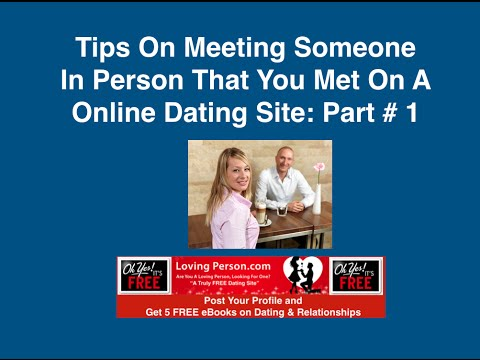 setting up online dating site