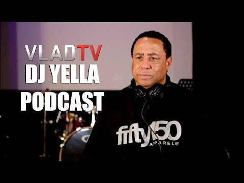 'The Vlad Couch' Ft. DJ Yella (Episode 19) Full Interview