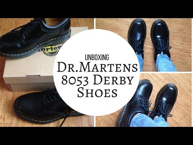 dr martens 8053 black
