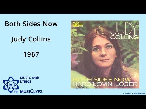 Both Sides Now - Judy Collins 1967 HQ Lyrics MusiClypz