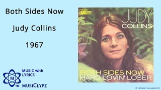 Both Sides Now - Judy Collins 1967 HQ Lyrics MusiClypz