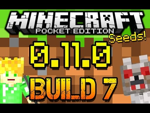 Build 7 lista de cambios bugs minecraft pe 0 11 0 descarga
