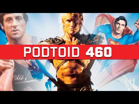 Which film is worse: Superman IV, Over the Top, or Masters of the Universe?   Podtoid 460