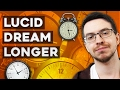 Why Are My Lucid Dreams So Short? - 5 Dream Control Tips