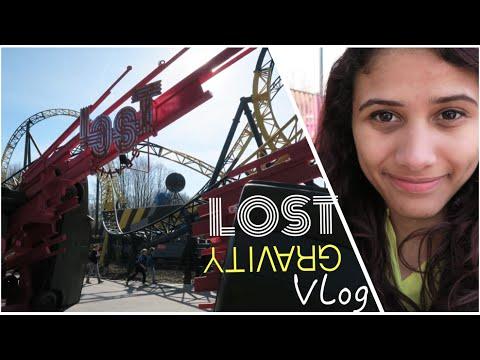 Walibi Holland Vlog 2016 - Lost Gravity!