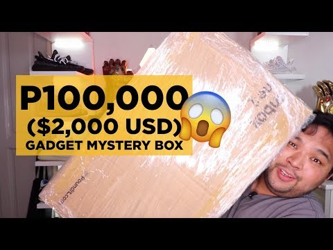 p100,000-($2,000)-gadget-mystery-box-unboxing!!!-i-got-smartphone,-laptop,-etc!!!-omg!!!!