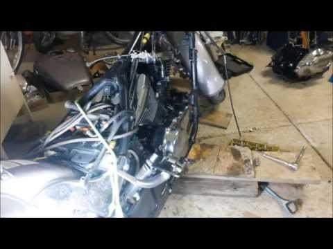 Kawasaki Vulcan 800 ~Total Engine Swap in HyperSpeed!~ (VN800A/B/C)