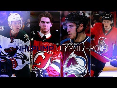 NHL PUMP UP 2017-2018