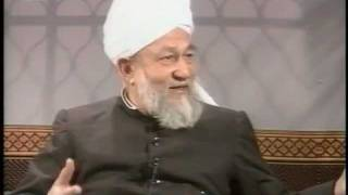 Liqa Ma'al Arab 23 March 1995 Question/Answer English/Arabic Islam Ahmadiyya
