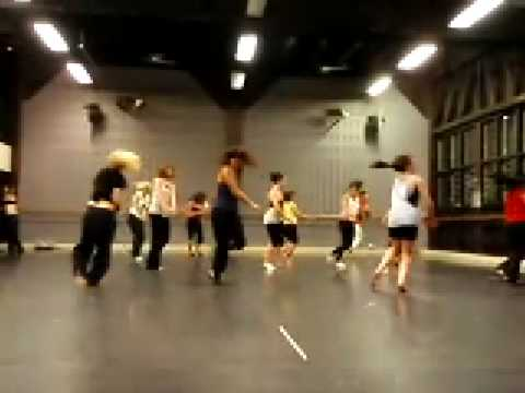 """Love"" Kelly Rowland - Bianca's JFH Class at Sydney Dance Company"