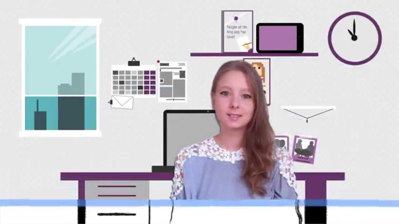 Grafiker og teknisk designer s ger job youtube for Job grafiker