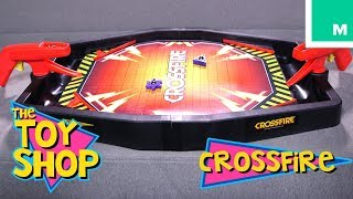 Playing 'Crossfire' for the First Time - The Toy Shop