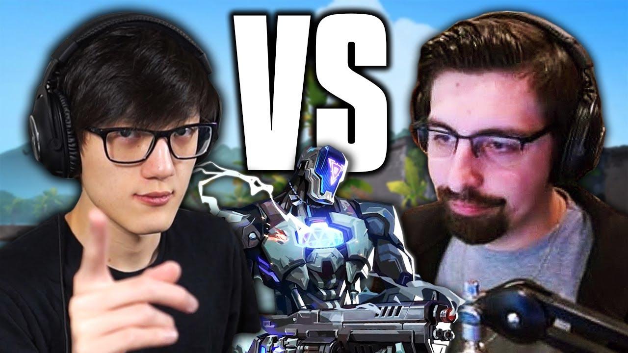 iiTzTimmy VS Shroud! WHO WINS?