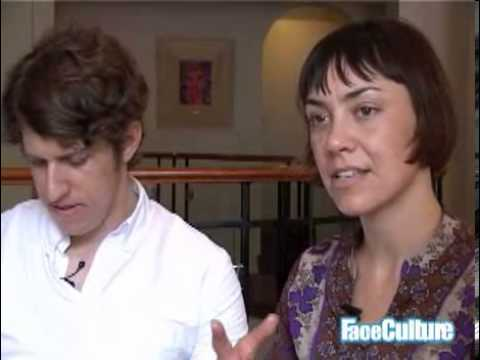 The Bird and The Bee 2007 interview - Greg Kurstin and Inara George (part 4)