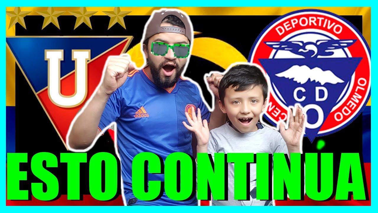 🔴EN VIVO: LDU QUITO vs OLMEDO /  FECHA 10- 2020 / REACCION DESDE COLOMBIA