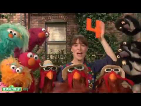 FEIST - 1234 [SESAME STREET VERSION] LYRICS