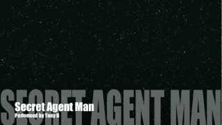 Secret Agent Man - Instrumental - by TonyB
