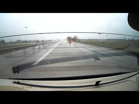 Rear Facing Dash Cam