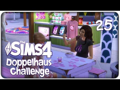 Sims 4 Doppelhaus Challenge (mit Levos) - Part 25 | Ende Woche 6
