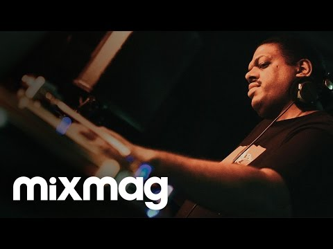 KERRI CHANDLER at Mixmag Live 2017