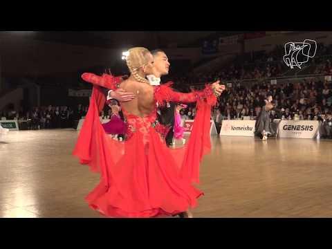 2019 WDSF World Open Standard Tokyo - The Final | DanceSport