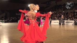 2019 WDSF World Open Standard Tokyo - The Final | DanceSport