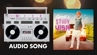 Study Visa | Latest Punjabi Song | Gurdil | Jas Khroud | New Punjabi Audio Song | Yellow Music