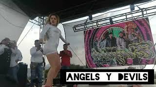 """Gambar cover Anel Rodríguez. Presentación en Ixmiquilpan Hidalgo, bailando """"Rebota"""""""