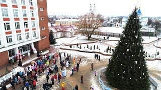 Театрализованный праздник в Ошмянах