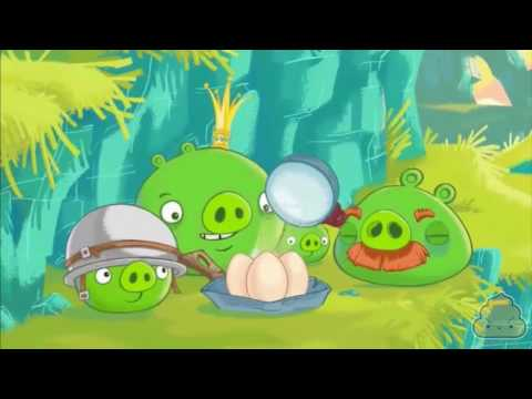 Angry Birds Trilogy - Playstation (Vita) - Gameplay