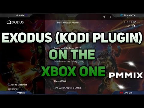 how to get exodus on kodi 18