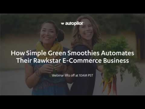 How Simple Green Smoothies Automates Their Rawkstar E-Commerce Business