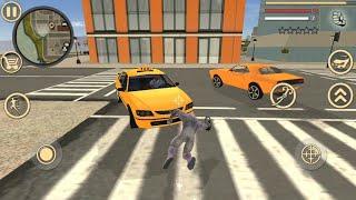 Rope Hero Vice Town # Crime Simulator (Naxeex LLC) Android Gameplay HD