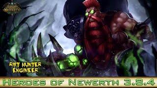 Heroes of Newerth Avatar Spotlight - Rift Hunter Engineer