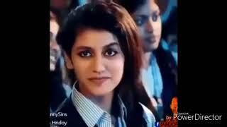 Priya varrier viral video | funny