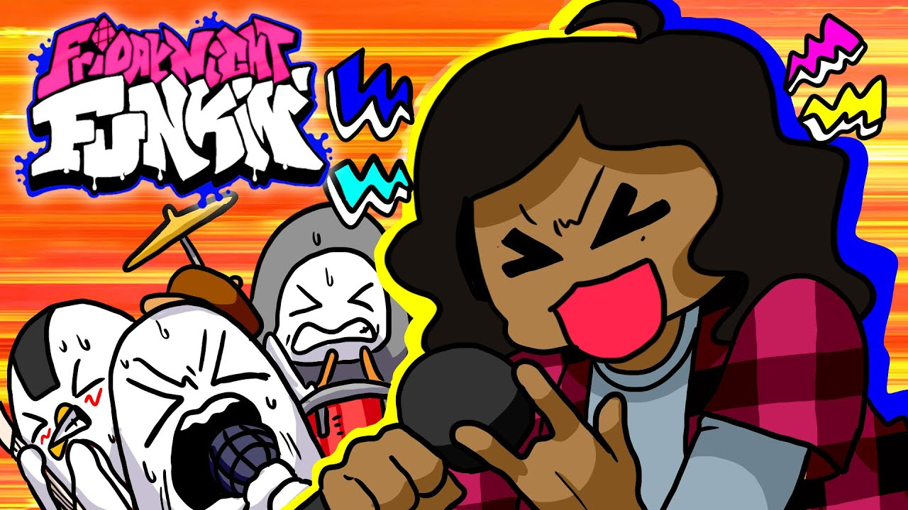SUNDAY Live Streaming | Friday Night Funkin (feat. POP-IT)