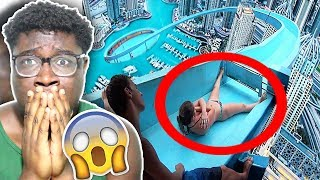 Top 5 MOST INSANE BANNED Waterslides YOU CAN'T GO ON ANYMORE!