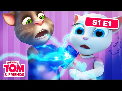 Thumbnail: Untalking Tom - Talking Tom and Friends (Episode 1)