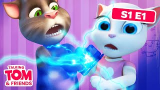 talking tom sneak peek