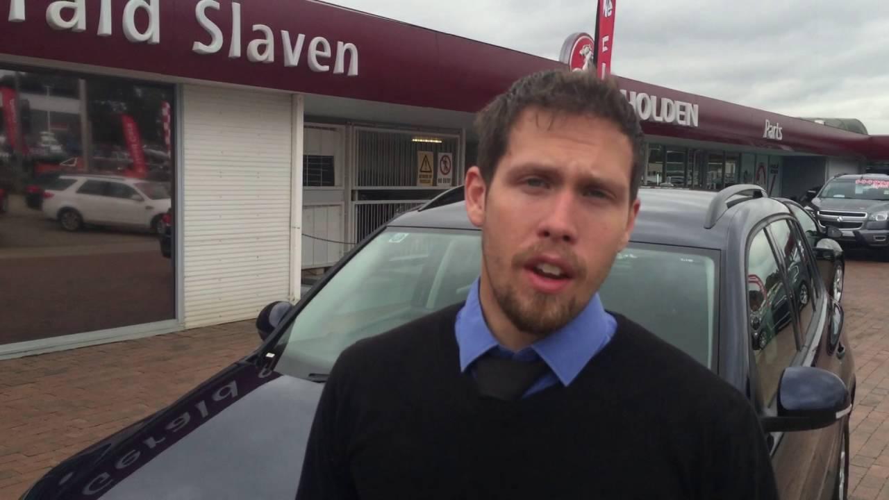 Gerald Slaven Used Cars - 2013 VW Tiguan Pacific