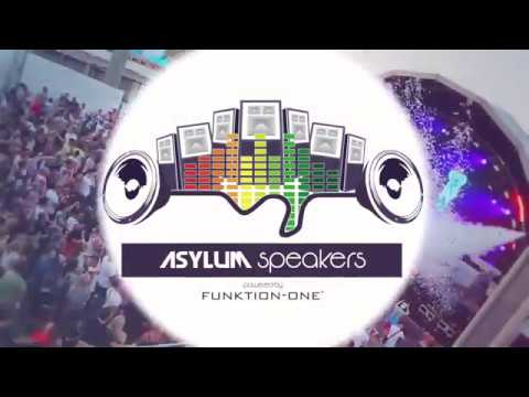 Asylum Speakers Sound equipment for hire Costa del Sol
