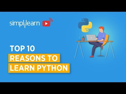 Top 10 Reasons To Learn Python | Why Learn Python In 2020? | Python Programming | Simplilearn