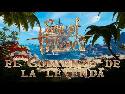 EL COMIENZO DE LA LEYENDA | SEA OF THIEVES PC Versión final