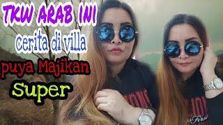 Tkw Arab Kaget Melihat Puya Majikan Super Panjang x lebar // Di villa Tkw  Puya Cerita