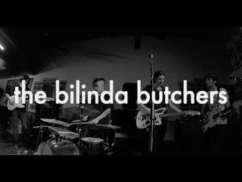 THE BILINDA BUTCHERS (Live) @ Peeve's 2/7/2015