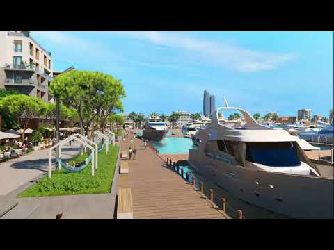 Durrës, Albania - Yachts & Marina - UAE (Emaar Properties) m